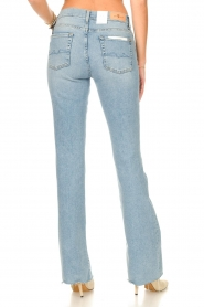 7 For All Mankind |  Bootcut luxe vintage jeans Rejoice | light blue  | Picture 7
