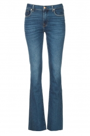 7 For All Mankind |  Bootcut luxe vintage jeans Rejoice | blue  | Picture 1
