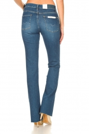 7 For All Mankind |  Bootcut luxe vintage jeans Rejoice | blue  | Picture 6