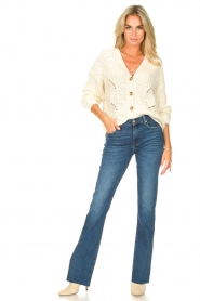 7 For All Mankind |  Bootcut luxe vintage jeans Rejoice | blue  | Picture 2