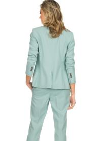 Set | Klassieke blazer Sue | blauw  | Afbeelding 5