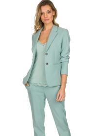 Set | Klassieke blazer Sue | blauw  | Afbeelding 2