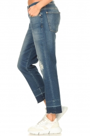 7 For All Mankind | Boyfriend jeans Asher | blauw  | Afbeelding 6