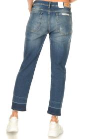 7 For All Mankind | Boyfriend jeans Asher | blauw  | Afbeelding 7