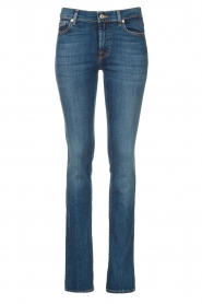 7 For All Mankind |  Bootcut jeans Soho | light blue  | Picture 1