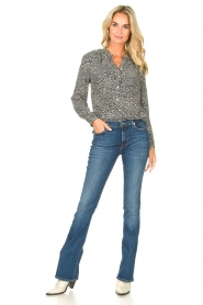 7 For All Mankind |  Bootcut jeans Soho | light blue  | Picture 4