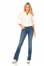 7 For All Mankind |  Bootcut jeans Soho | light blue  | Picture 2