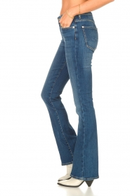 7 For All Mankind |  Bootcut jeans Soho | light blue  | Picture 6