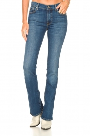 7 For All Mankind |  Bootcut jeans Soho | light blue  | Picture 5
