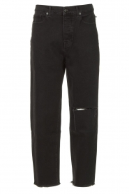 7 For All Mankind |  Mom fit jeans Dylan | black  | Picture 1