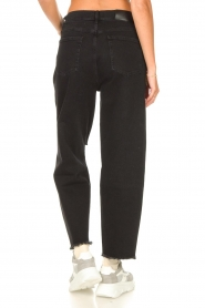 7 For All Mankind |  Mom fit jeans Dylan | black  | Picture 6