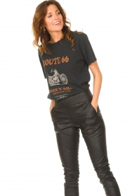 Set |  Rock and roll T-shirt Bo | black  | Picture 2