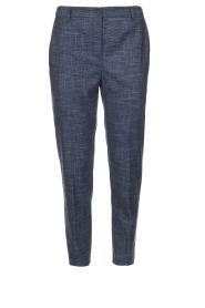 Nenette |  Denim trousers Eufemia | blue  | Picture 1