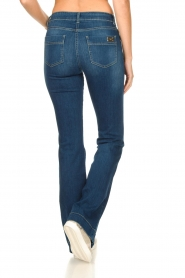Nenette |  Flared jeans Sentinel | blue  | Picture 6
