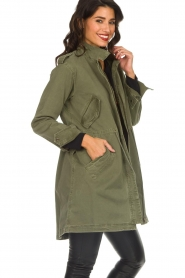 Set |  Parka Pip | green  | Picture 5