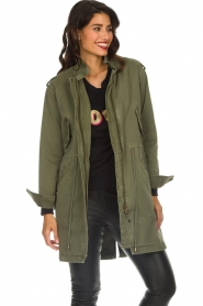 Set |  Parka Pip | green  | Picture 4