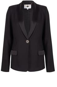 Dante 6 |  Classic blazer Gatsby | black  | Picture 1