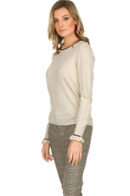 Set |  Sweater with glitters Rue | natural  | Picture 4