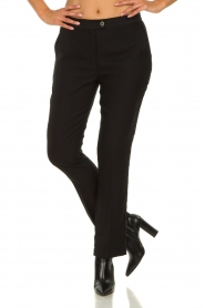 Dante 6 |  Trousers Alison | black  | Picture 2