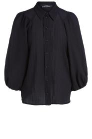 Set |  Poplin blouse Kiki | black  | Picture 1