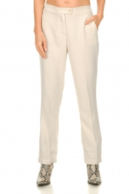 Dante 6    Pants Alison   ecru    Picture 4