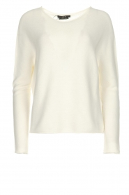 Set |  Basic sweater Rikki | white  | Picture 1