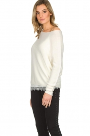 Set |  Basic sweater Rikki | white  | Picture 5