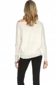 Set |  Basic sweater Rikki | white  | Picture 6