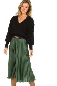 Dante 6 |  Midi pleated skirt Eyo | green  | Picture 2