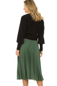 Dante 6 |  Midi pleated skirt Eyo | green  | Picture 5