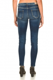Kocca |  Skinny jeans with destroyed effect Sofi | blue  | Picture 6
