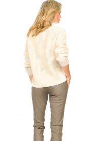 Set    Knitted sweater Olivia   natural    Picture 7