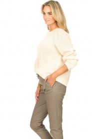 Set    Knitted sweater Olivia   natural    Picture 6