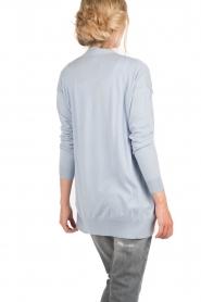 Style Butler | Vest Sophia | blauw  | Afbeelding 5
