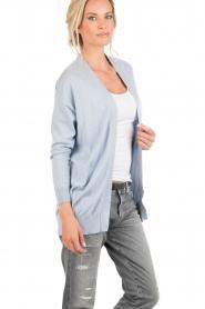 Style Butler | Vest Sophia | blauw  | Afbeelding 4