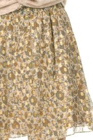 Dante 6 |  Skirt with lurex Franni | beige  | Picture 6
