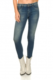 Kocca |  Skinny jeans Jegging | blue  | Picture 5