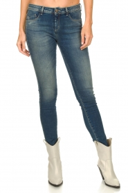 Kocca |  Skinny jeans Jegging | blue  | Picture 4
