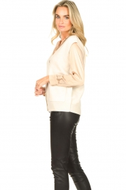 Set |  Spencer with pockets Teddy | camel  | Picture 5