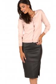 Style Butler | Vest Sophia | oudroze  | Afbeelding 2