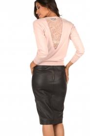 Style Butler | Vest Sophia | oudroze  | Afbeelding 4