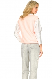 Set |  Spencer with pockets Teddy | pink  | Picture 7