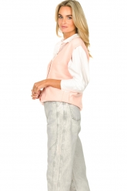 Set |  Spencer with pockets Teddy | pink  | Picture 6