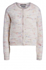 Set |  Knitted cardigan Lois | natural  | Picture 1