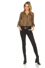 Set |  Classic trousers Gina | black  | Picture 3