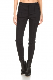 Set |  Classic trousers Gina | black  | Picture 2