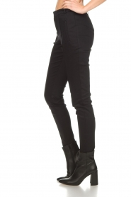 Set |  Classic trousers Gina | black  | Picture 4