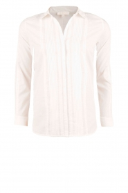 Hoss Intropia | Blouse Anika | off-white  | Afbeelding 1