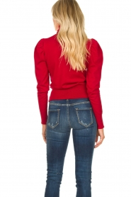 Kocca | Turtle neck Dawn | red  | Picture 7