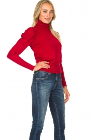 Kocca | Turtle neck Dawn | red  | Picture 5